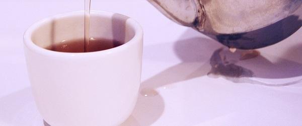 朝だけ断食|しょうが紅茶