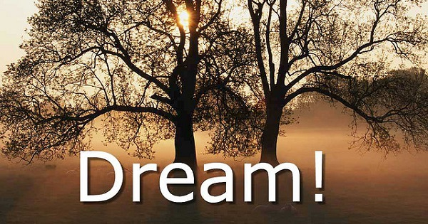 夢をあきらめない
