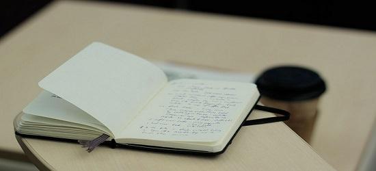 手帳の使い方